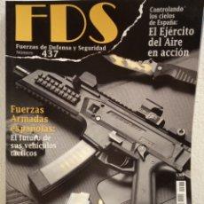 Militaria: FDS FUERZAS DE DEFENSA Y SEGURIDAD N°437 (2014). Lote 171149840
