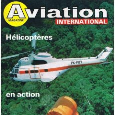 Militaria: AVIATION INTERNATIONAL Nº 741. Lote 171589367