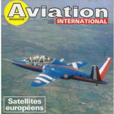 Militaria: AVIATION INTERNATIONAL Nº 754. Lote 171590064