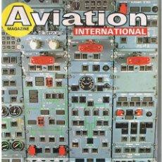 Militaria: AVIATION INTERNATIONAL Nº 795. Lote 171591055