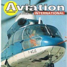 Militaria: AVIATION INTERNATIONAL Nº 796. Lote 171591157
