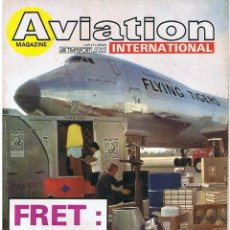 Militaria: AVIATION INTERNATIONAL Nº 797. Lote 171591295