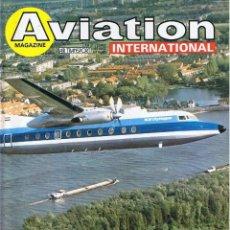 Militaria: AVIATION INTERNATIONAL Nº 798. Lote 171667920