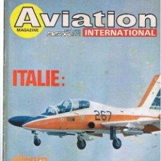 Militaria: AVIATION INTERNATIONAL Nº 799. Lote 171668040