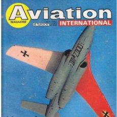 Militaria: AVIATION INTERNATIONAL Nº 800. Lote 171668120