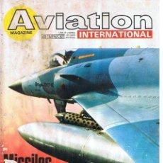 Militaria: AVIATION INTERNATIONAL Nº 810. Lote 171670114