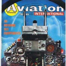 Militaria: AVIATION INTERNATIONAL Nº 819. Lote 171670629
