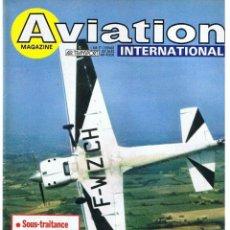 Militaria: AVIATION INTERNATIONAL Nº 830. Lote 171672903