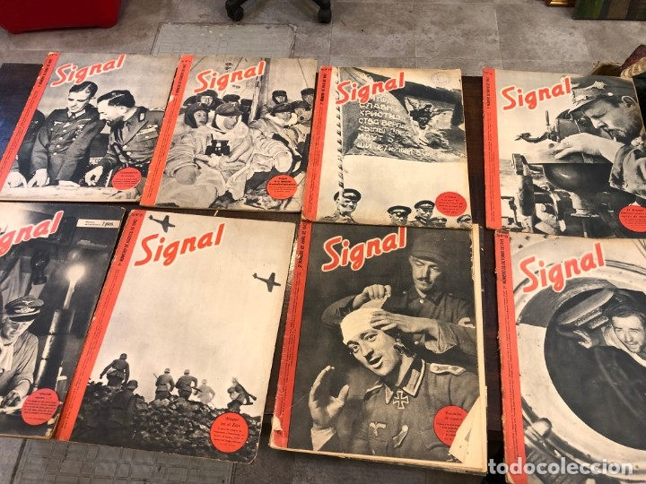 Militaria: 22 signal traducidos al español - Foto 5 - 172281164