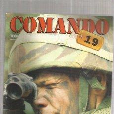 Militaria: COMANDO TECNICAS DE COMBATE 19. Lote 172847153