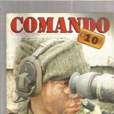 Militaria: COMANDO TECNICAS DE COMBATE 10. Lote 172847593