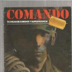 Militaria: COMANDO TECNICAS DE COMBATE PRESENTACION. Lote 172848065