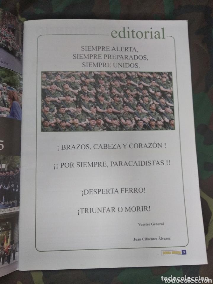 Militaria: Revista paracaidista del ejército - Foto 3 - 173525788