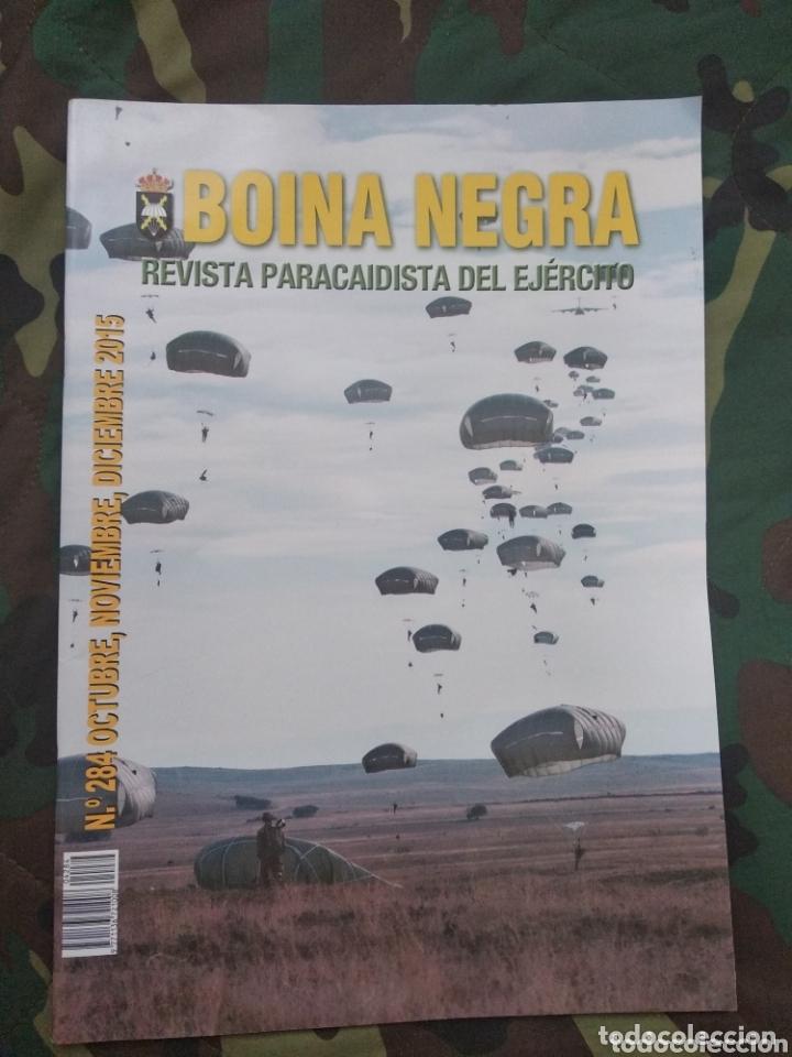 REVISTA PARACAIDISTA DEL EJÉRCITO (Militar - Revistas y Periódicos Militares)
