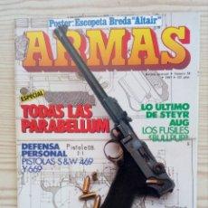 Militaria: REVISTA ARMAS - NUMERO 58 - 1987. Lote 174028829