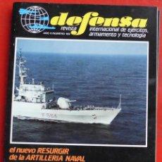 Militaria: DEFENSA Nº 109. Lote 174050205