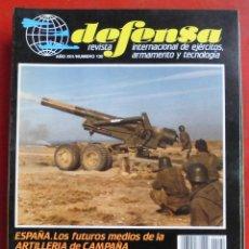 Militaria: DEFENSA Nº 130. Lote 174050223