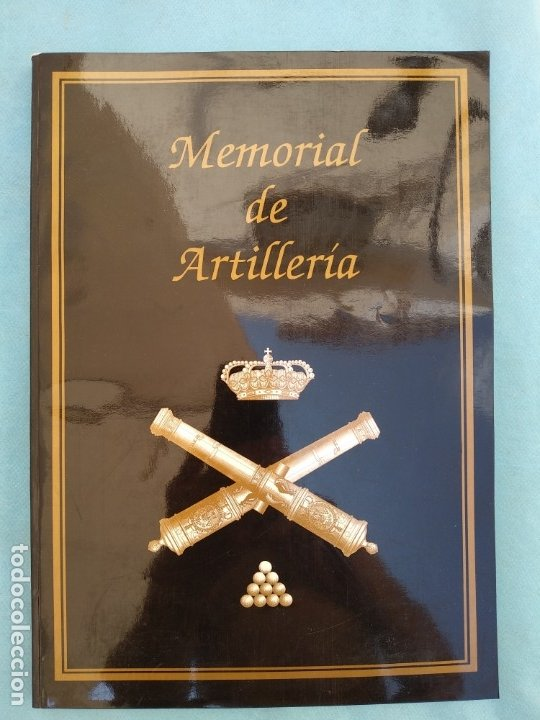 MEMORIAL ARTILLERIA 1993 (Militar - Revistas y Periódicos Militares)