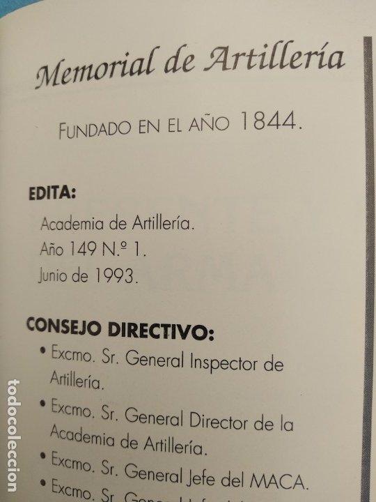 Militaria: memorial artilleria 1993 - Foto 4 - 175791417