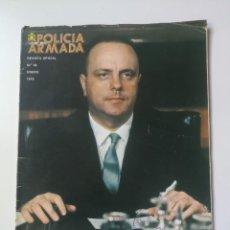 Militaria: ANTIGUA REVISTA DE LA POLICA ARMADA - Nº 48 - 1976 - COLEGIO DE LA D.G. DE S, LA PISTOLA, ACADEMIA E. Lote 175831098