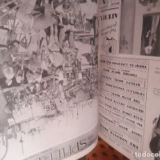 Militaria: II GUERRA MUNDIAL.TOMO REVISTA THE SPHERE 1943 51 REVISTAS. Lote 175890074