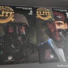 Militaria: REVISTA 1 Y 2 CUERPOS DE ELITE . Lote 176306145
