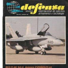 Militaria: DEFENSA. Nº 198. REVISTA INTERNACIONAL DE EJÉRCITOS, ARMAMENTO Y TECNOLOGÍA. (P/B20). Lote 178569432