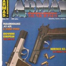Militaria: ARMAS Y MUNICIONES. Nº 113. SEPTIEMBRE, 1995. (P/B1). Lote 179019848