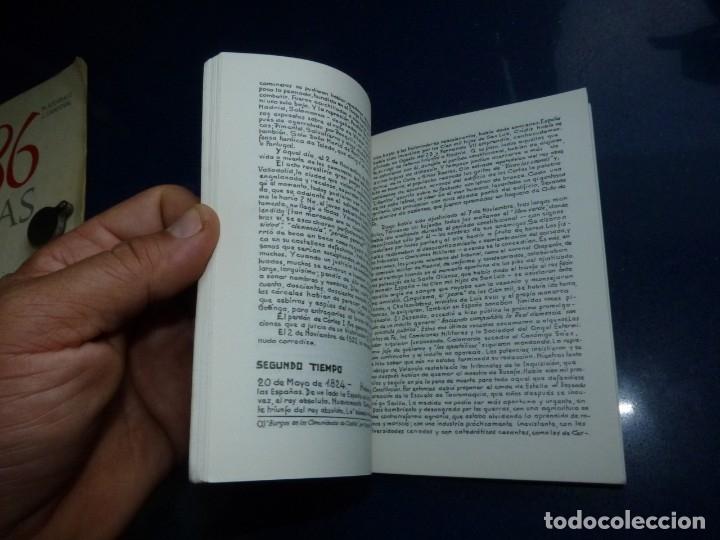 Militaria: DIFICIL REVISTA MURO PÁGINAS DE LA PRISIÓN 1961 EDITADO EN PARIS REPRESION FRANQUISTA - Foto 4 - 179102382