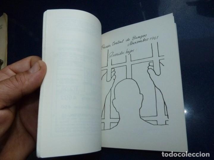 Militaria: DIFICIL REVISTA MURO PÁGINAS DE LA PRISIÓN 1961 EDITADO EN PARIS REPRESION FRANQUISTA - Foto 5 - 179102382