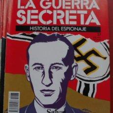 Militaria: LA GUERRA SECRETA. HISTORIA DEL ESPIONAJE. FASCÍCULO Nº 37. Lote 180182882