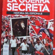 Militaria: LA GUERRA SECRETA. HISTORIA DEL ESPIONAJE. FASCÍCULO Nº 110. Lote 180339965