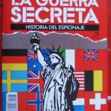 Militaria: LA GUERRA SECRETA. HISTORIA DEL ESPIONAJE. FASCÍCULO Nº 126. Lote 180341573