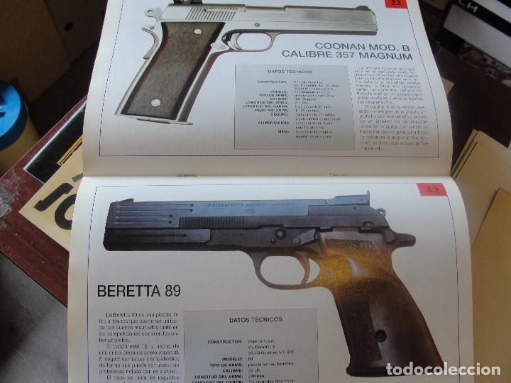 Militaria: revista gun 6 - pistola luger / fg 42 mitra paracaidistas - colt detective - SIN USAR / ENVIO GRATIS - Foto 2 - 180386236