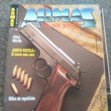 Militaria: REVISTA ARMAS Y MUNICIONES -- Nº 49 -- . Lote 180445642