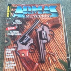 Militaria: REVISTA ARMAS Y MUNICIONES -- Nº 56 -- . Lote 180445722