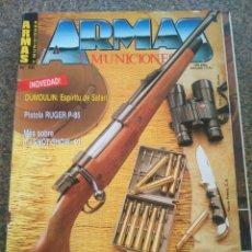 Militaria: REVISTA ARMAS Y MUNICIONES -- Nº 60 -- . Lote 180445786