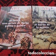 Militaria: 2 REVISTA ABC LA II GUERRA MUNDIAL. Lote 181699293