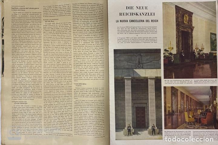 Militaria: SIGNAL. ITALO-ALEMAN. Nº 6. SEGUNDO NUMERO DE MARZO, 1941. BUEN ESTADO. VER FOTOS - Foto 6 - 182263118