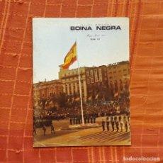 Militaria: BOINA NEGRA NÚM. 127 MAYO-JUNIO 1981. Lote 182551733