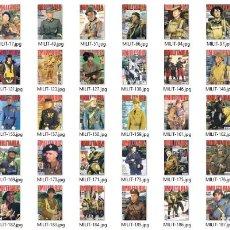 Militaria: LOTE 189 REVISTAS MILITARIA. Lote 182737962