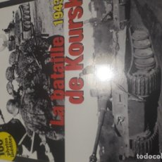Militaria: REVISTA ALBUM 100 FOTOS WAFFEN SS BATALLA KURSK. Lote 183021316