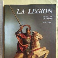Militaria: LA LEGIÓN, REVISTA JULIO 1988. Lote 183480170