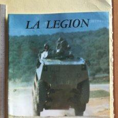 Militaria: LA LEGIÓN, REVISTA ABRIL 1988. Lote 183480400