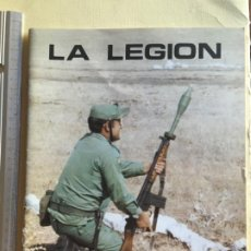 Militaria: LA LEGIÓN, REVISTA DICIEMBRE 1984. Lote 183480455