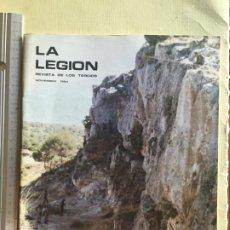Militaria: LA LEGIÓN, REVISTA NOVIEMBRE 1984. Lote 183480553