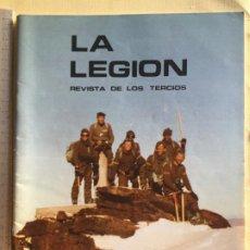Militaria: LA LEGIÓN, REVISTA FEBRERO 1984. Lote 183480613