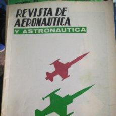 Militaria: REVISTA DE AERONÁUTICA Y ASTRONAUTICA 1970 NUM 354. Lote 183488926