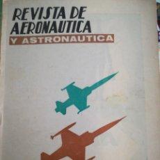 Militaria: REVISTA DE AERONÁUTICA Y ASTRONAUTICA 1970 NUM 352. Lote 183489013
