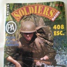 Militaria: SOLDIERS 54. Lote 183732546